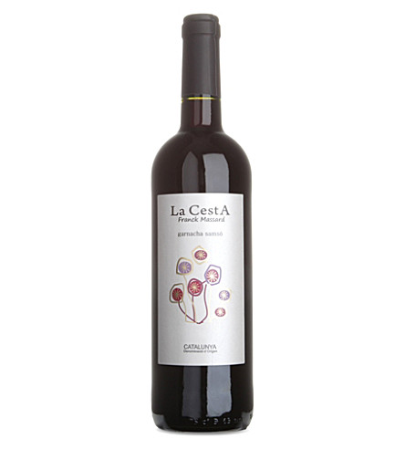 SPAIN La Cesta Garnacha Samsó 750ml