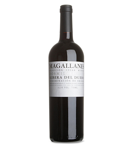 SPAIN Magallanes 2006 red wine 750ml