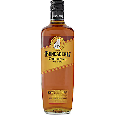 Bundaberg Original U.P. Rum 700ml