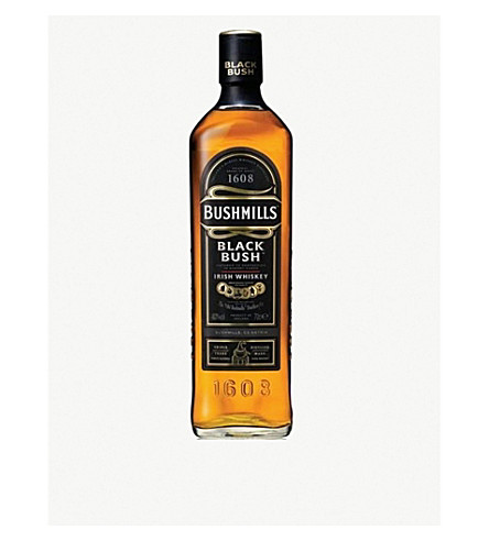 BUSHMILL'S Black Bush Irish Whiskey 700ml