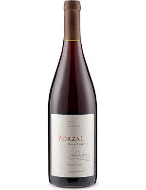 ARGENTINA Gran Terroir Pinot Noir 2012 750ml
