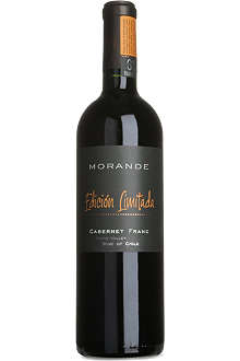 MORANDE Edición Limitada Cabernet Franc 2008 red wine 750ml