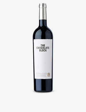 SOUTH AFRICA The Chocolate Block 2011 750ml