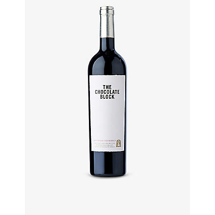 BOEKENHOUTSKLOOF The Chocolate Block 2011 750ml