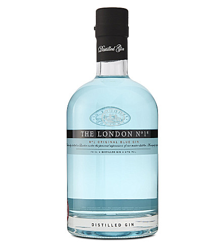 THE LONDON NO. 1 Original blue gin 700ml