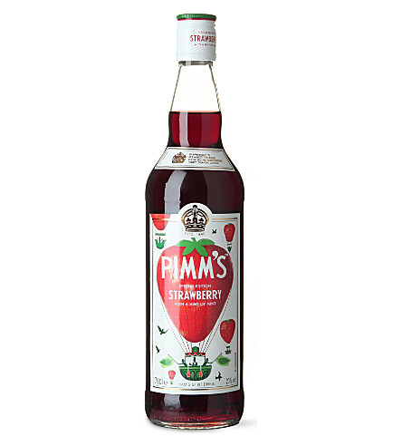 PIMM'S Special Edition Strawberry with a Hint of Mint 700ml