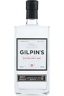 Limited edition extra dry gin 700ml