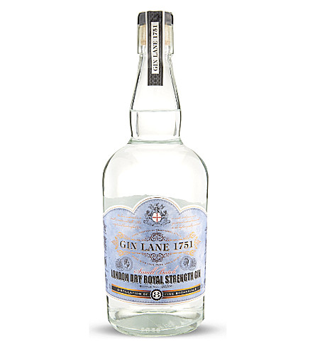 GIN London Dry Royal Strength gin 700ml