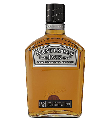 JACK DANIELS Gentleman Jack whiskey 700ml