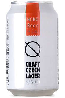 HOBO Czech Craft lager 330ml