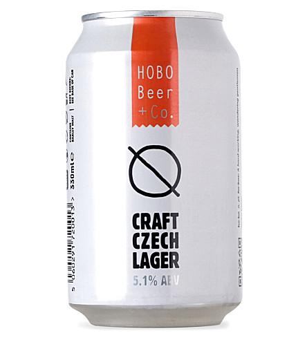 HOBO Czech Craft lager 330ml