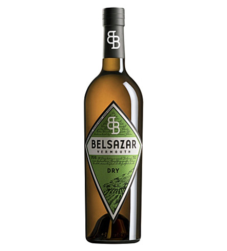 BELSAZAR Dry vermouth 375ml
