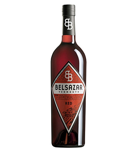 BELSAZAR Red vermouth 375ml