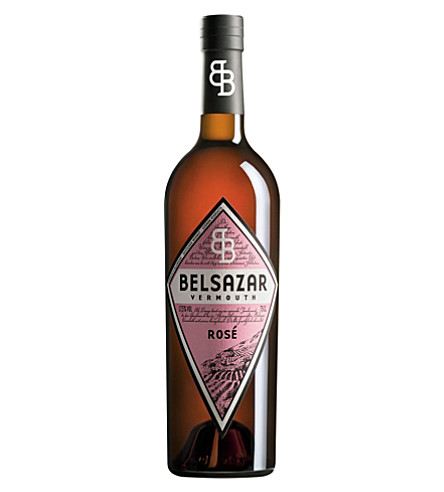 BELSAZAR Rose vermouth 375ml