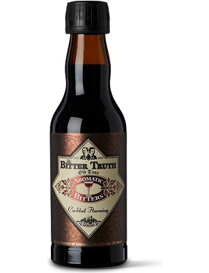 BITTER TRUTH Old Time aromatic bitters 200ml