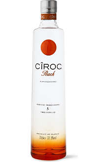 CIROC Peach flavoured vodka 700ml