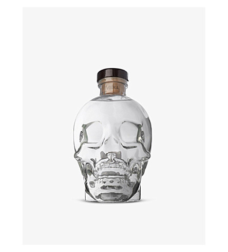 CRYSTAL HEAD VODKA Vodka 700ml