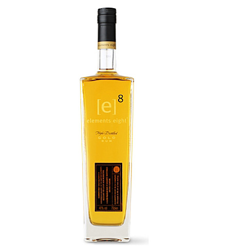 ELEMENTS EIGHT Gold rum 700ml