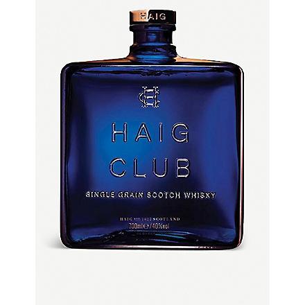 HAIG CLUB Single Grain whisky 700ml