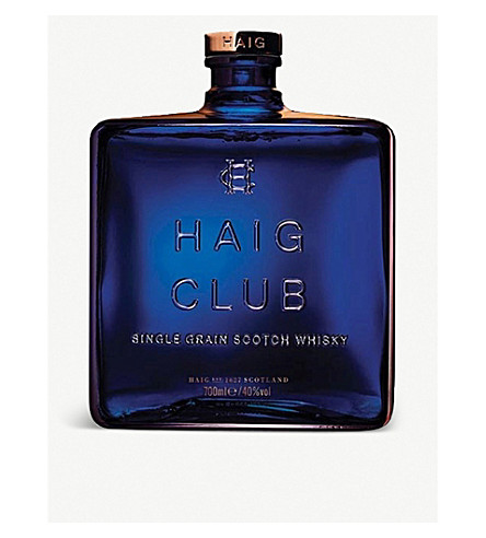 HAIG CLUB Haig Club Single Grain whisky 700ml