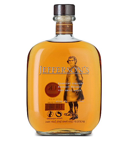 USA Small Batch Bourbon 750ml
