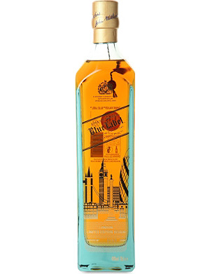 JOHNNIE WALKER Blue London Skyline 700ml