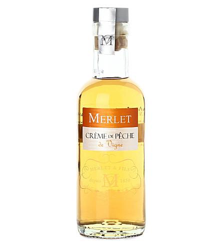 MERLET Crème de Peche 200ml