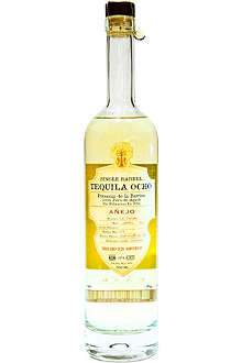TEQUILA OCHO Single barrel Añejo 700ml