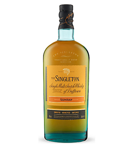 SINGLETON Sunray single malt scotch whisky 700ml