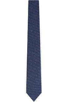 HUGO Neat circles tie