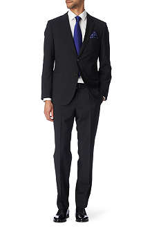 HUGO BOSS James Sharp suit black