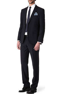 HUGO BOSS James Sharpe pinstripe suit