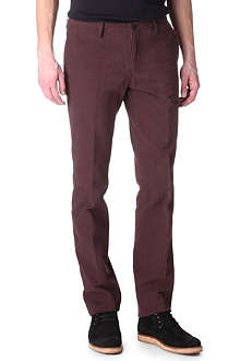 HUGO BOSS Stanino twill trousers