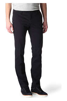 HUGO BOSS Stanino stretch-cotton trousers