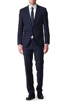 HUGO BOSS Textured suit