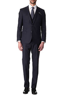 HUGO BOSS Hold/Genius three-piece suit