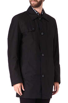 HUGO BOSS Button down raincoat