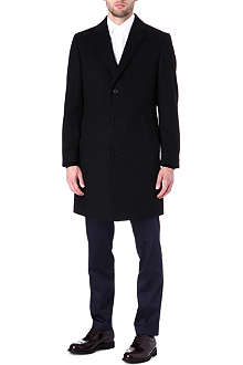 HUGO BOSS Stratus classic wool coat