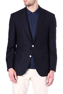HUGO BOSS Steval two-button blazer