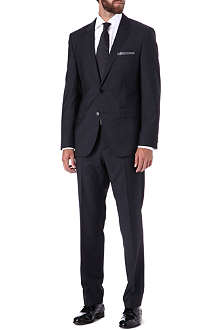 HUGO BOSS James sharp wool suit
