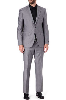 HUGO BOSS James sharp two-piece wool suit