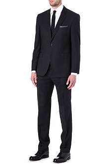 HUGO BOSS Keys shaft single-breasted suit