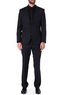 HUGO BOSS Hold/Genius pinstripe suit