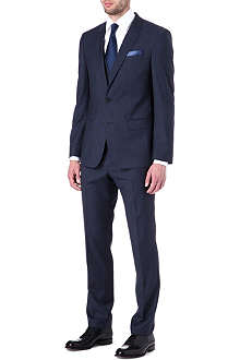 HUGO BOSS Genius three-piece suit