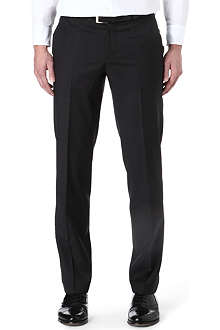 HUGO BOSS Wool suit trousers