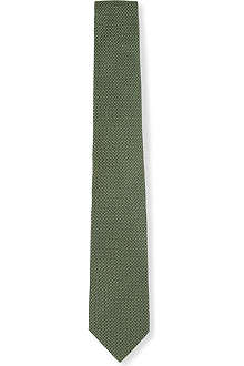 HUGO BOSS Square pattern tie