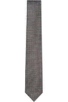HUGO BOSS Mini star print tie