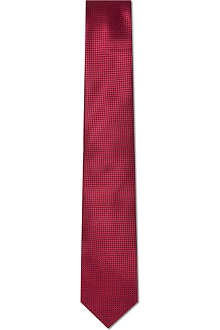 HUGO BOSS Mini square tie