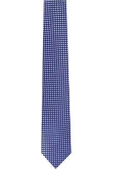 HUGO BOSS Circles silk tie