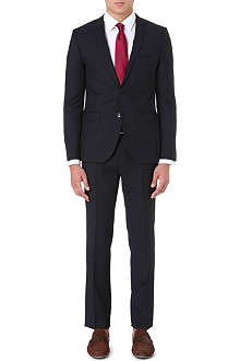 HUGO Tailored wool suit